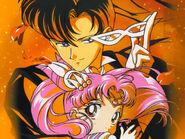Sailor-chibi-moon-and-Tuxedo-mask-sailor-moon