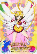 Eternal Sailor Moon Card