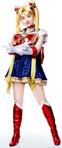 Mizuki Yamashita - Sailor Moon 2 (Nogizaka)