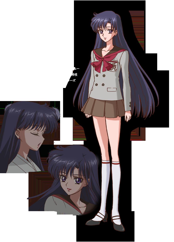 Rei Hino / Sailor Mars (Crystal)
