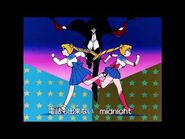 -Second Dub - BKS- Sailor Moon - Opening (Brazilian Portuguese) HD