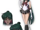 Setsuna Meiou / Sailor Pluto (Crystal)