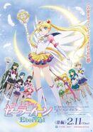 Sailor Moon Eternal Póster Promocional 4