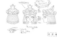 Settei Sailor Galaxia 2