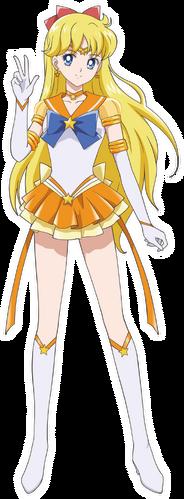 Eternal Sailor Form