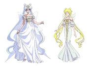 Crystal Neo Queen Serenity