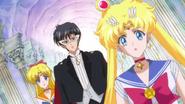 Sailor Moon, Tuxedo Kamen i Sailor Venus SMC - act20