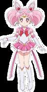 Eternal Sailor Mini Moon form Movie