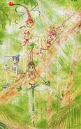 Artbook amazon quartet