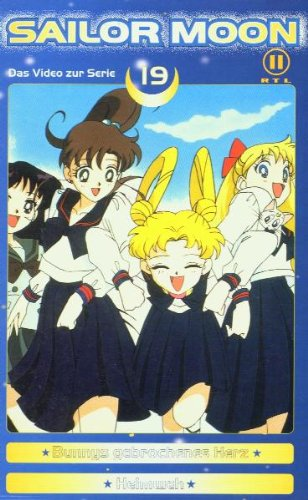 Sailor Moon - Das Video zur Serie 19