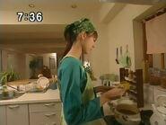 Makoto gotuje jedzenie PGSM - act31