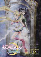 Sailor Moon Eternal Póster Promocional 3