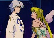 Sailor Moon & Diamond