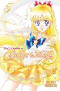 Sailor Moon Vol.5 Relansata
