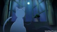 Luna i Artemis przy oknie SMC - act19