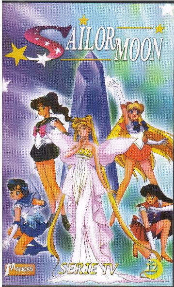 Sailor Moon, Volume 12 (French VHS)