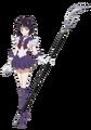 Sailor Saturn Season III Crystal Design