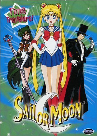 Sailor Moon: Time Travelers!