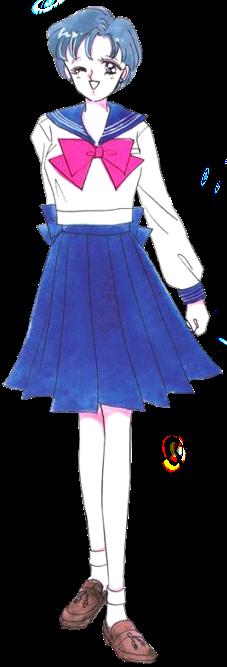 Ami Mizuno / Sailor Mercury (manga)