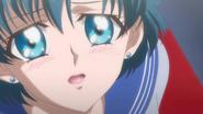 Ami Mizuno crying