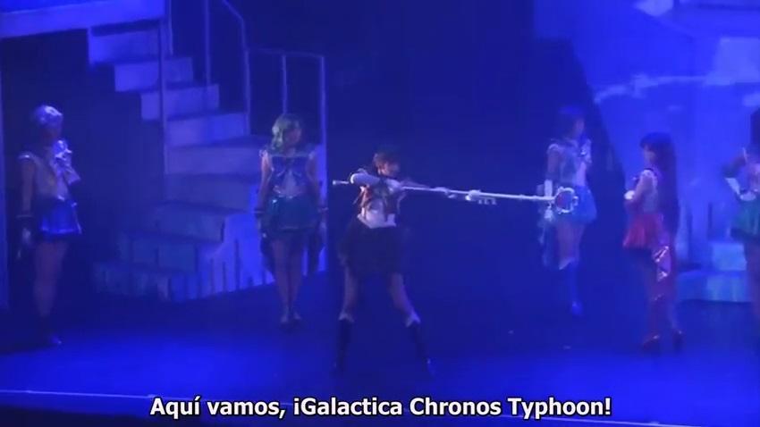 Galactica Chronos Typhoon