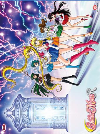 Sailor Moon R Box 2 (Italian DVD)
