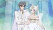Król Endymion i królowa Serenity SMC - act20