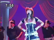 Minako śpiewa na koncercie PGSM - act35