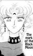 Manga black lady 7