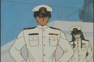 Jadeite in ship captain disguise