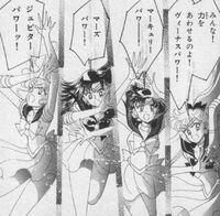 Przykładowa strona mangi