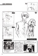 Haruka and Michiru 181 Sketch