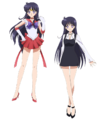 Sailor Mars (projekt Eternal)
