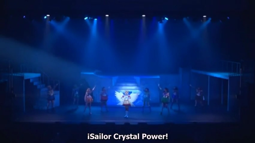 Sailor Crystal Power
