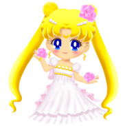 Princess Serenity SMD