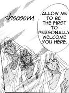 Manga boule brothers 1
