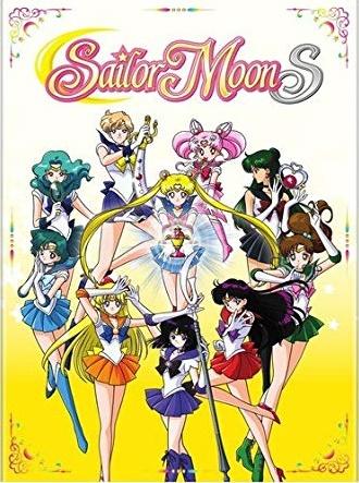 Sailor Moon S Part 2 (English DVD)