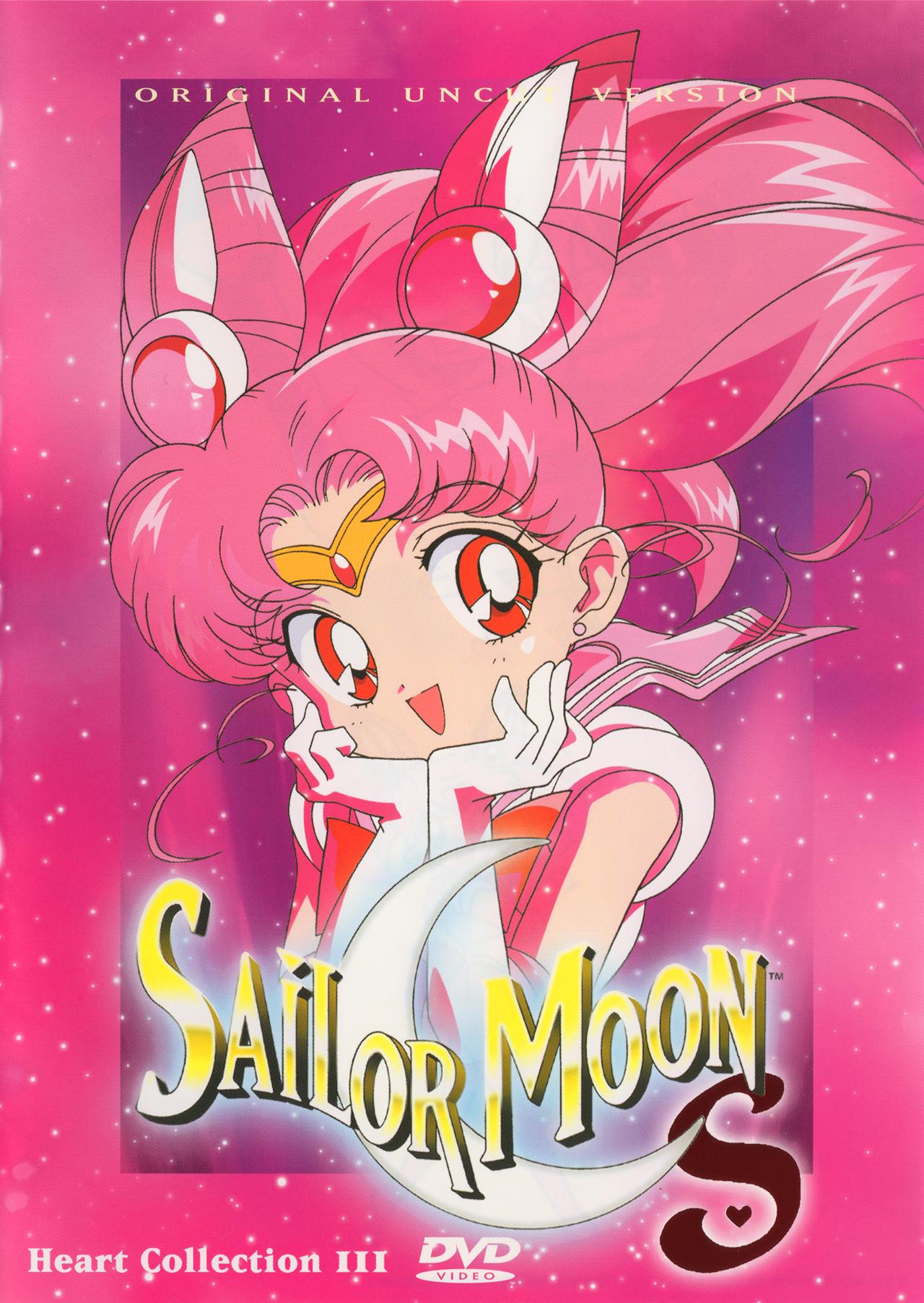 Sailor Moon S - Heart Collection III
