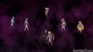 Sailor Senshi uwięzione w innym wymiarze SMC - act25