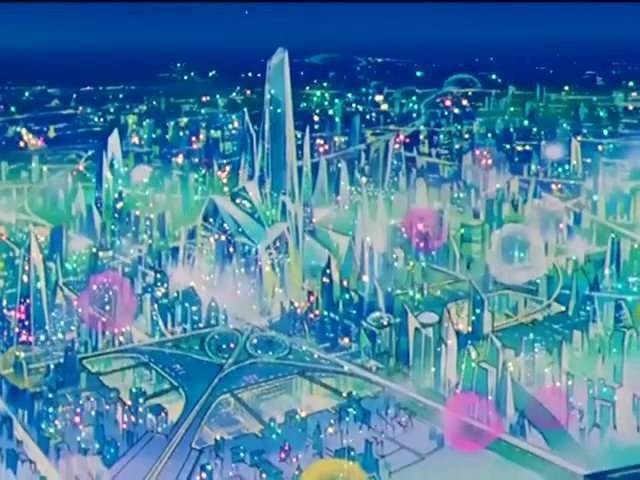 Хрустальный Токио