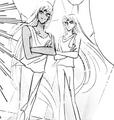 Achiral i Chiral (manga act 18)