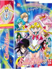 Sailor Moon: The Complete Season 3 Collection