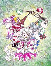 Sailor Quartetto y Chibi Moon.jpg