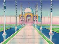Księżycowe Królestwo w anime