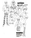 Haruka Uniform Settei Edited