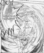 Manga aluminium siren 2