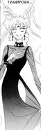 Manga black lady 3