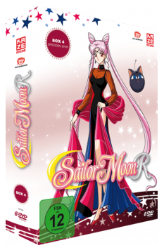 Sailor Moon R Box 4 (German DVD)