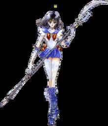 Hotaru Tomoe Sailor Saturn Sailor Form - Manga.png