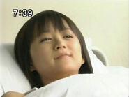 Minako w szpitalnym łóżku PGSM - act45
